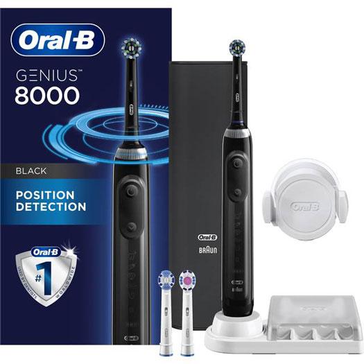 Oral-B Genius 8000 Electric Toothbrush