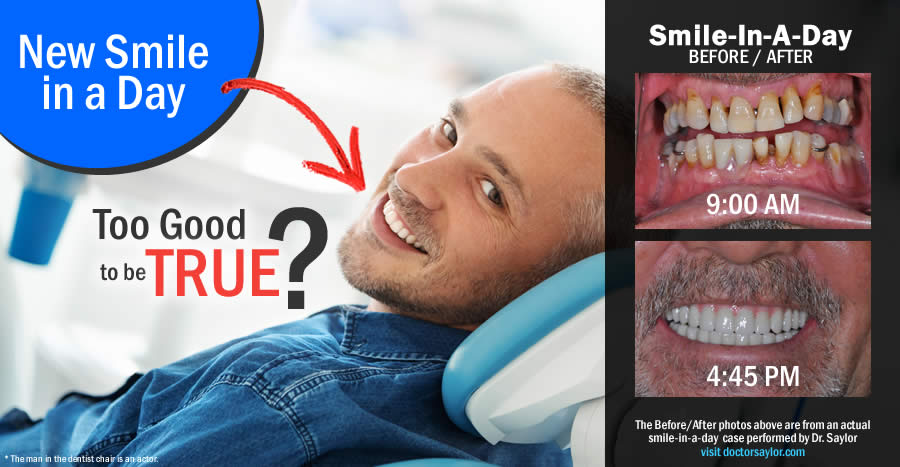 Smile In A Day – Too Good To Be True?