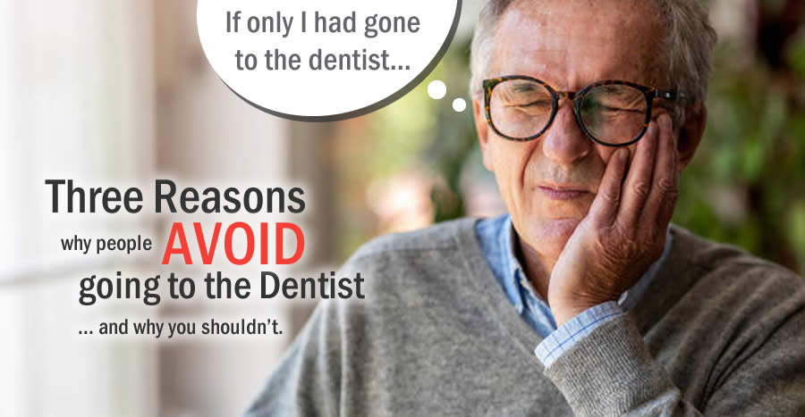 Barriers to Dental Care – Why People Avoid the Dentist